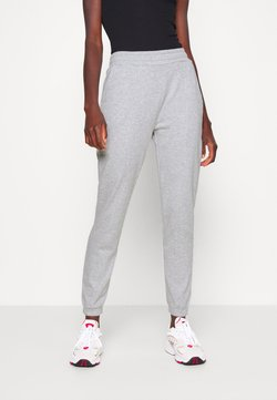 Even&Odd Tall - REGULAR FIT JOGGERS - Jogginghose - mottled light grey