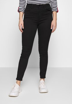 ONLY Petite - ONLROYALE HIGH - Jeans Skinny Fit - black denim
