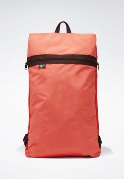 Reebok - TECH BACKPACK - Reppu - orange