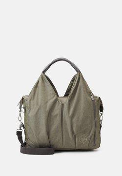 Lässig - NECKLINE BAG SPIN DYE  - Borsa fasciatoio - gold-coloured