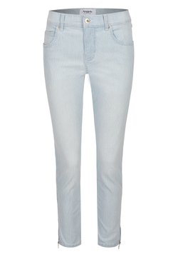 Angels - ORNELLA - Jeans Slim Fit - light blue denim