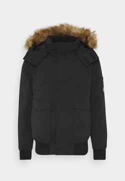 Calvin Klein Jeans - TRIMMED JACKET - Daunenjacke - black