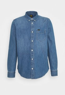 Lee - BUTTON DOWN - Overhemd - tide blue
