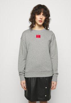 HUGO - NAKIRA - Sweatshirt - grey melange