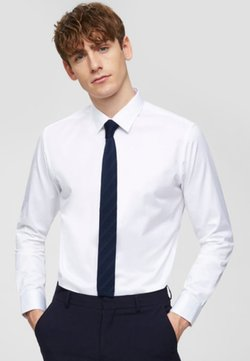 Selected Homme - SLHSLIMPEN - Camicia elegante - bright white