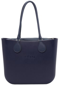 O Bag - Shopping bag - blu navy