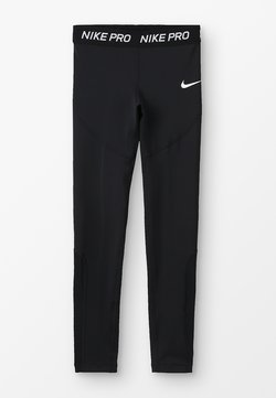 Nike Performance - Tights - black/black/white