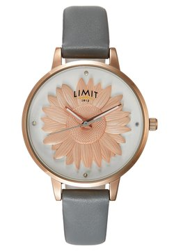 Limit - SECRET GARDEN LADIES WATCH FLOWER - Montre - grey