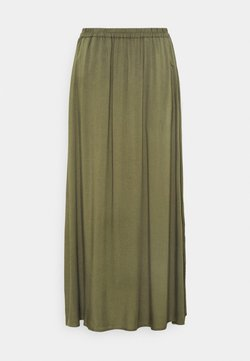 Vero Moda - VMSIMPLY EASY SKIRT - Maxirock - ivy green