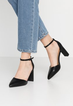 Rubi Shoes by Cotton On - JEANNE CLOSED TOE HEEL - Pumps - black