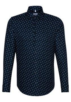 Seidensticker - SHAPED - Hemd - blau