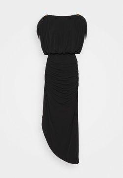 retrofête - FLORENCE DRESS - Maxikleid - black