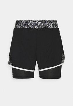 ONLY Play - ONPJUDIEA TRAIN SHORTS - Pantalón corto de deporte - black