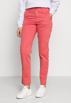 Gap Tall - Chinot - earthenware red