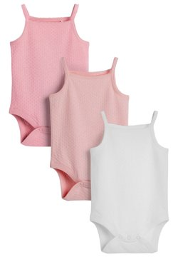 Next - 3 PACK  - Body - pink