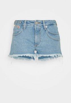 Diesel - Denim shorts - denim blue