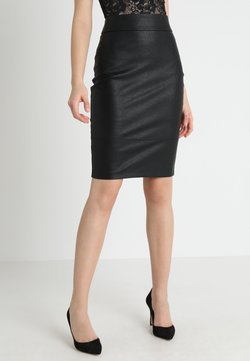 Forever New - ALEX PENCIL SKIRT - Kokerrok - black