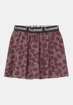 Hummel - NANNA SKIRT - Rokken - twilight mauve