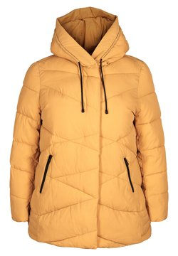 Zizzi - Daunenjacke - curry yellow