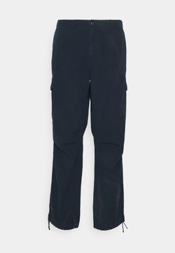 Polo Ralph Lauren Big & Tall - RELAXED FIT PANT SOFT FADE - Pantalon cargo - aviator navy