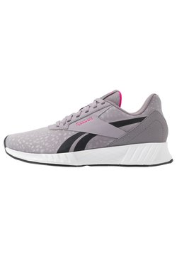 Reebok - LITE PLUS 2.0 - Zapatillas de running neutras - grey/white/pink