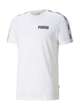 Puma - T-shirt imprimé - white