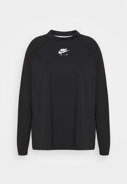 Nike Sportswear - Pitkähihainen paita - black