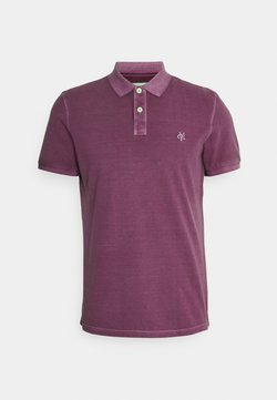 Marc O'Polo - SHORT SLEEVE BUTTON - Poloshirt - super fuschia