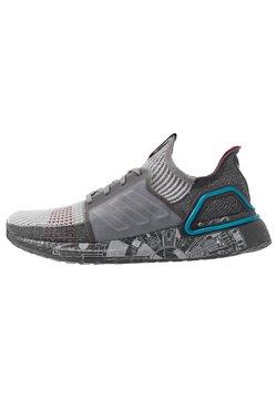 adidas Performance - UB19 STAR WARS MILLENNIUM - Laufschuh Neutral - grey five/grey two/bright cyan