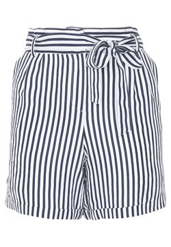 Betty & Co - Shorts - white/blue
