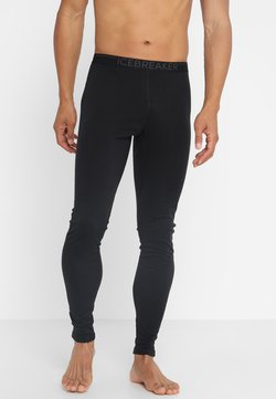 Icebreaker - OASIS LEGGINGS - Unterhose lang - black/monsoon