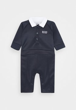 BOSS Kidswear - ALL IN ONE BABY - Combinaison - navy