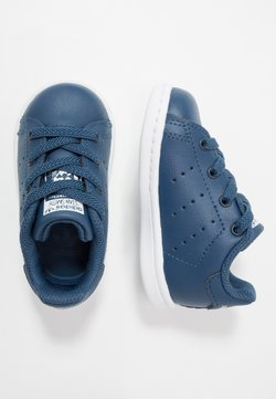 adidas Originals - STAN SMITH EL - Sneaker low - night marine/footwear white