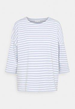 Opus - SEIFEN - Langarmshirt - silent blue