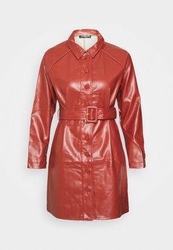 Fashion Union Petite - BELLE - Robe d'été - rust