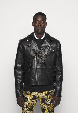 Versace Jeans Couture - Skinnjacka - nero