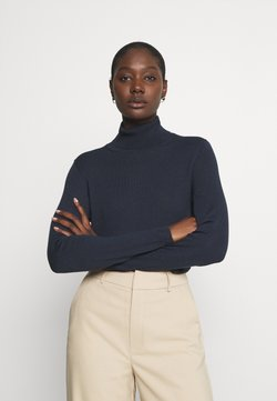 edc by Esprit - TURTLE - Pullover - navy