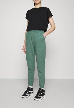 Even&Odd - BASIC REGULAR FIT JOGGERS - Jogginghose - teal