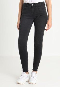 Vila - Slim fit jeans - black
