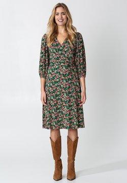 Indiska - SENJA  - Vestido informal - green