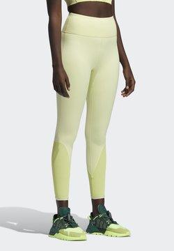adidas Originals - Ivy Park Rib Panel  - Legging - yeltin