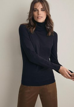 Falconeri - ULTRALIGHT - Strickpullover - dark blue