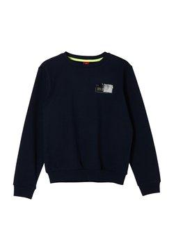 s.Oliver - Sweater - blue melange