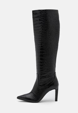 Billi Bi - High Heel Stiefel - black lousiana