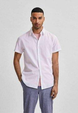 Selected Homme - SLHREGNEW SHIRT CLASSIC - Koszula - white