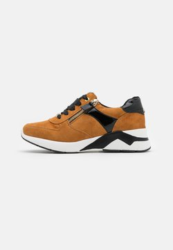 TOM TAILOR - Sneakers - orange