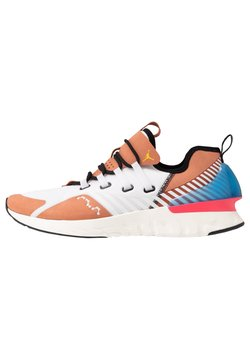 Jordan - REACT HAVOC SE - Chaussures de basket - white/metallic gold/terra blush/black