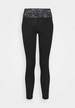 Deha - YOGA 7/8 LEGGINGS - 3/4 Sporthose - black