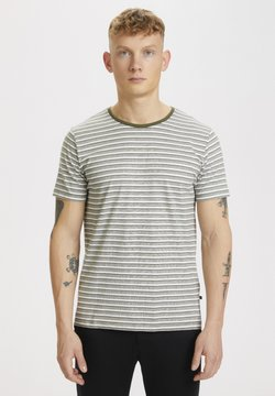 Matinique - T-Shirt print - olive night