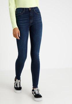 ONLY - ONLPAOLA  - Jeans Skinny Fit - dark blue denim